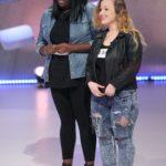 DSDS 2015 Casting 8 - Jasmine Gremaud und Elvedina Pepic