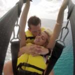 Der Bachelor 2015 Halbfinale - Sarah und Oliver auf Wolke 7