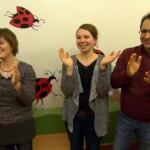 Secret Millionaire - Mehmet Akbas mit Mona Hoelkeskamp und Ute Mones