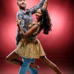 Let's Dance 2015 Liveshow 1 - Daniel Küblböck und Otlile Mabuse