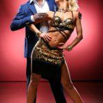 Let's Dance 2015 Liveshow 1 - Hans Sarpei und Kathrin Menzinger