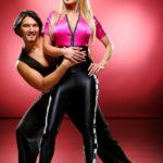 Let's Dance 2015 Liveshow 1 - Cora Schumacher und Erich Klann