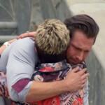 Der Bachelor 2015 Finale - Oliver und Mutter Ingeborg