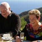 Der Bachelor 2015 Finale - Olivers Eltern Jürgen und Ingeborg