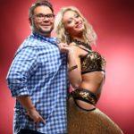 Let's Dance 2015 Liveshow 1 - Thomas Drechsel und Regina Murtasina