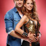 Let's Dance 2015 Liveshow 1 - Milos Vukovic und Cathrin Hissnauer