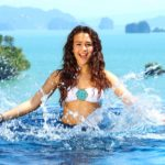 DSDS 2015 Sexy Fotoshooting - Viviana Grisafi in Thailand