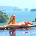 DSDS 2015 Sexy Fotoshooting - Katarina Durdevic in Thailand