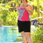 DSDS 2015 Sexy Fotoshooting - Susanne Spahiu in Thailand