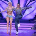 Let´s Dance 2015 Show 2 - Cora Schumacher und Erich Klann
