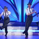 Let´s Dance 2015 Show 2 - Katja Burkard und Paul Lorenz
