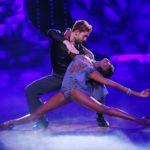 Let´s Dance 2015 Show 2 - Daniel Küblböck und Otlile Mabuse