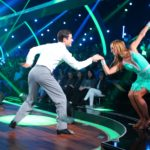 Let´s Dance 2015 Show 2 - Milos Vukovic und Cathrin Hissnauer