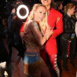 Let´s Dance 2015 Show 2 - Cora Schumacher und Jorge Gonzalez