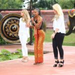 DSDS 2015 Recall 4 - Juna Manaj, Laura Lopez und Seraphina Ueberholz