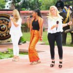 DSDS 2015 Recall 4 - Seraphina Ueberholz, Laura Lopez und Juna Manaj