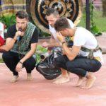 DSDS 2015 Recall 4 - Sascha Grabowski, Randy Baker und Leon Heidrich