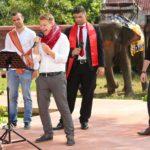 DSDS 2015 Recall 4 - Antonio Gerardi, Christoph Cronauer, Severino Seeger und Kevin Spatt