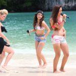 DSDS 2015 Recall - Jeannine Rossi, Viviana Grisafi und Melissa Nock
