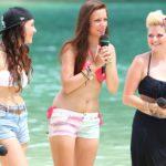 DSDS 2015 Recall - Viviana Grisafi, Melissa Nock und Jeannine Rossi