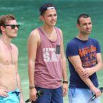 DSDS 2015 Recall - Leon Heidrich, Antonio Gerardi und Kevin Spatt