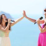 DSDS 2015 Recall - Erica Greenfield und Viviana Grisafi