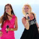 DSDS 2015 Recall - Melissa Nock und Seraphina Ueberholz