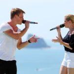 DSDS 2015 Recall - Marcel Kärcher und Jeannine Rossi