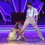 Let´s Dance 2015 Liveshow 4 - Milos Vukovic und Cathrin Hissnauer