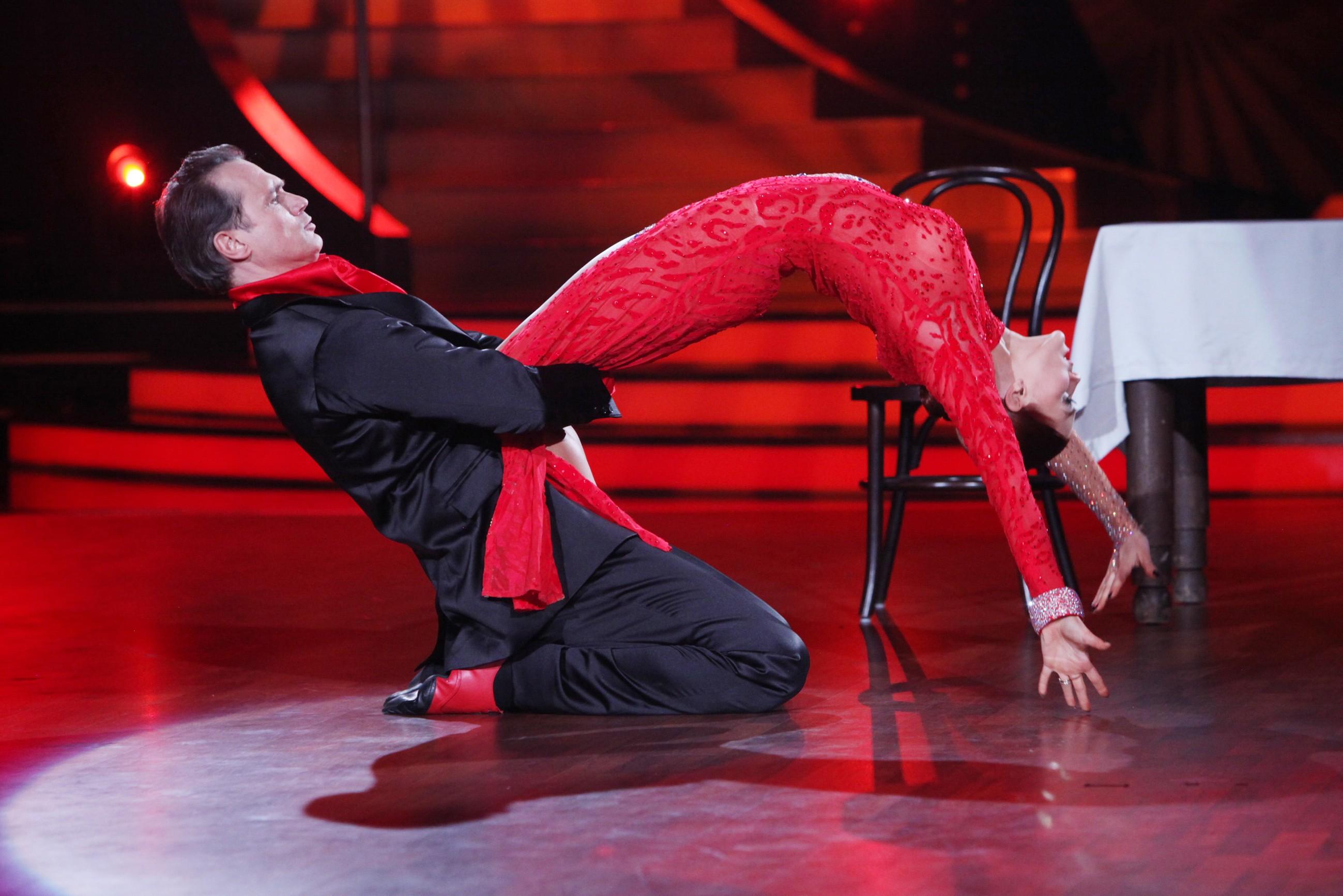 Let´s Dance 2015 Liveshow 4 - Ralf Bauer und Oana Nechiti