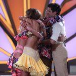 Let´s Dance 2015 Liveshow 4 - Milos Vukovic bei der Entscheidung