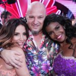 Let´s Dance 2015 Liveshow 4 - Enissa Amani, Detlef Steves und Otlile Mabuse