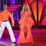 Let's Dance 2015 Liveshow 5 - Katja Burkard und Paul Lorenz