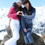 DSDS 2015 Ischgl - Viviana Grisafi und Erica Greenfield