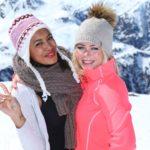 DSDS 2015 Ischgl - Laura Lopez und Seraphina Ueberholz