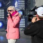 DSDS 2015 Ischgl - Jeannine Rossi beim Soundcheck