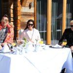 DSDS 2015 Ischgl - DJ Antoine, Mandy Capristo und Heino
