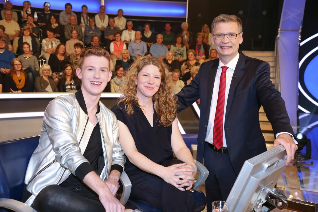 WWM - Lehrer-Schüler-Special - Dagmar Ahlers und Roman Röhl