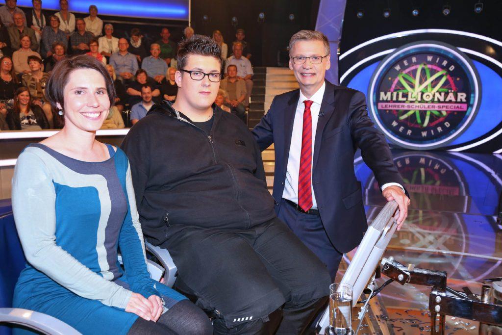 WWM - Lehrer-Schüler-Special - Julia Wöllenstein und Bela Lempp