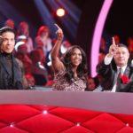 Let´s Dance 2015 Liveshow 6 - Motsi Mabuse, Jorge Gonzalez und Joachim Llambi