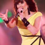 DSDS 2015 Eventshow 2 - Erica Greenfield bei ihrem Auftritt