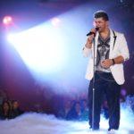DSDS 2015 Eventshow 2 - Severino Seeger bei seinem Auftritt