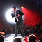 DSDS 2015 Eventshow 2 - Antonio Gerardi bei seinem Auftritt