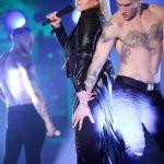 DSDS 2015 Eventshow 2 - Seraphina Ueberholz bei ihrem Auftritt