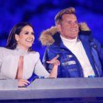 DSDS 2015 Eventshow 2 - Mandy Capristo und Dieter Bohlen