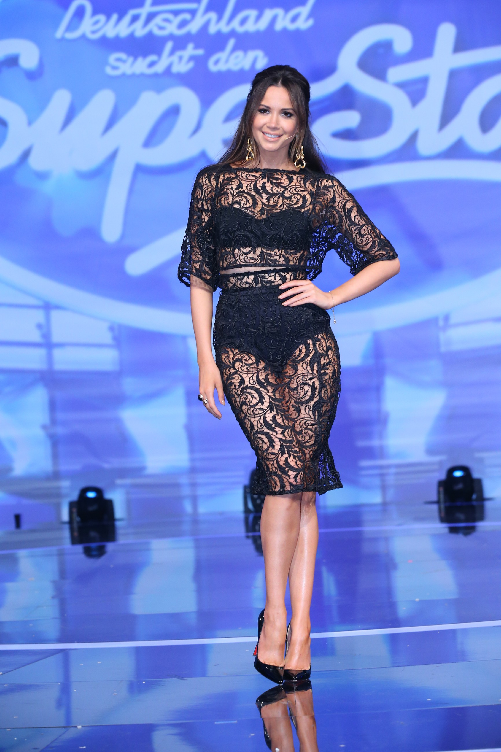 dsds 2015 halbfinale mandy capristo stars on tv. Black Bedroom Furniture Sets. Home Design Ideas