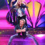 Let's Dance 2015 Liveshow 8 – Katja Burkard und Paul Lorenz