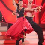 Let´Dance 2015 Halbfinale - Guisy Versace und Raimondo Todaro