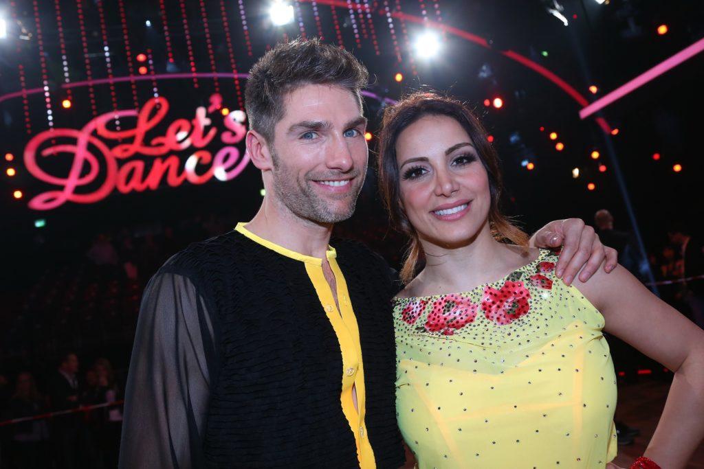 Enissa Amani und Christian Polanc scheiden im Halbfinale aus.