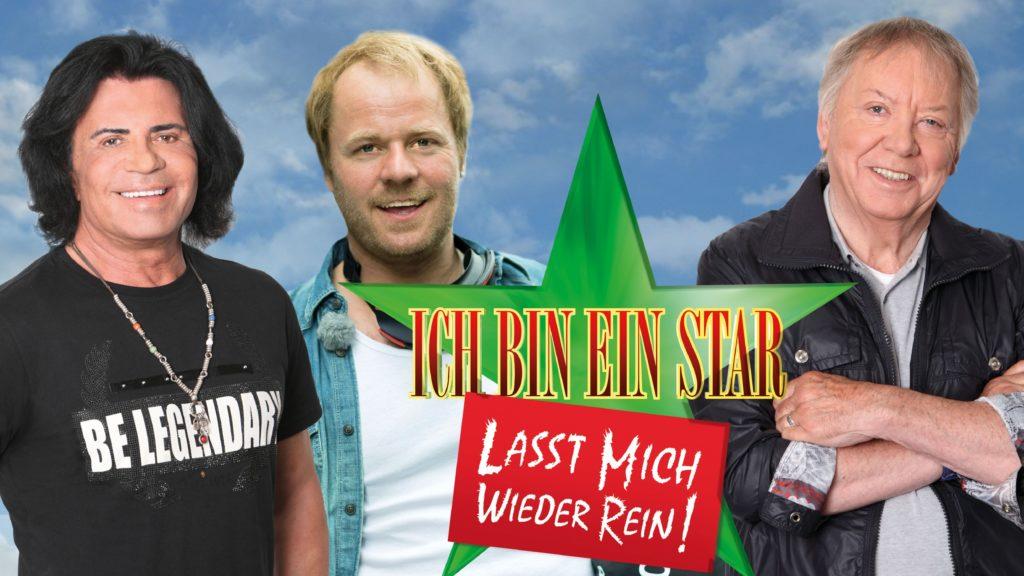 Costa Cordalis (l.), Dustin Semmelrogge, Werner Böhm